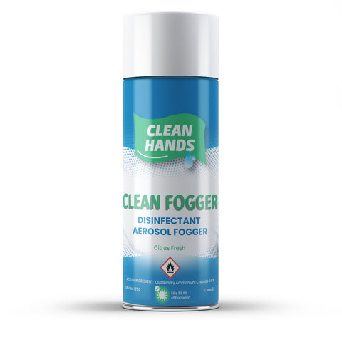 Clean Fogger - Disinfectant Aerosol Fogger - 400ml