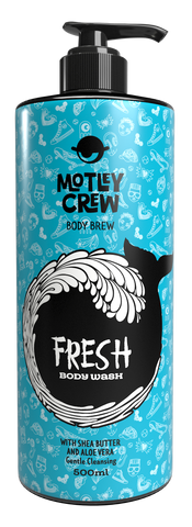 MOTLEY CREW FRESH BODY WASH