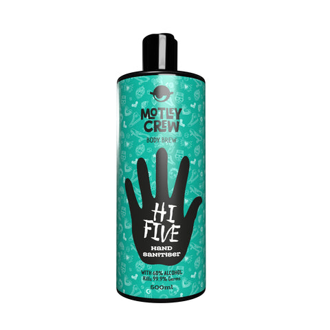 MOTLEY CREW HI FIVE HAND SANITIZER