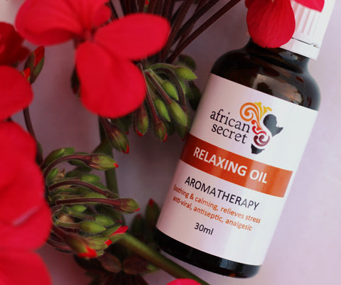 African Secret - Relaxing Oil - 50ml