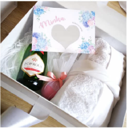 Ready to Go - Lacey Elegance Gift Set