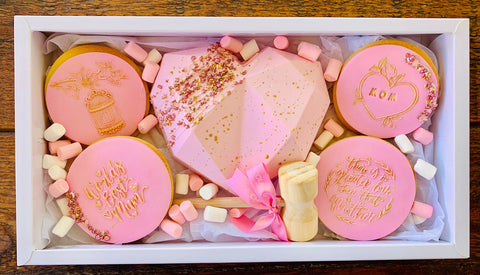 Mother's Day - Smash Chocolate Heart