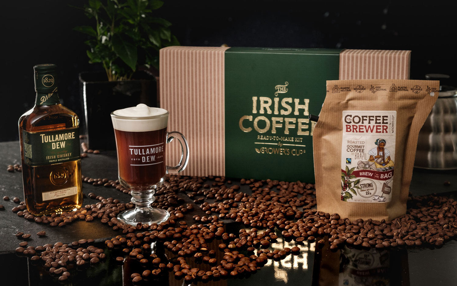 Irish Coffee Box