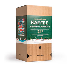 Load image into Gallery viewer, KAFFEE-ADVENTSKALENDER DE