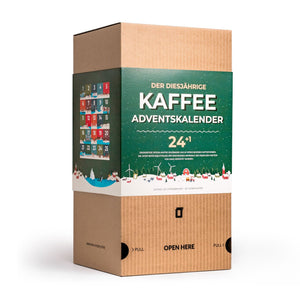 KAFFEE-ADVENTSKALENDER DE