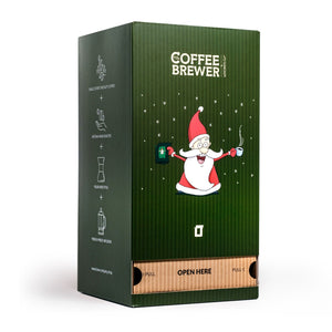 COFFEE ADVENT CALENDAR CLASSIC 25 EN/DK/DE/NOR