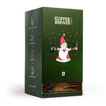 Load image into Gallery viewer, COFFEE ADVENT CALENDAR CLASSIC 25 EN/DK/DE/NOR