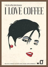 Load image into Gallery viewer, Coffee Card fashion #2. 2 Brewers (4 cups)