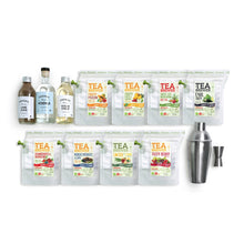 Load image into Gallery viewer, VODKA & TEA Organic Cocktail Kit
