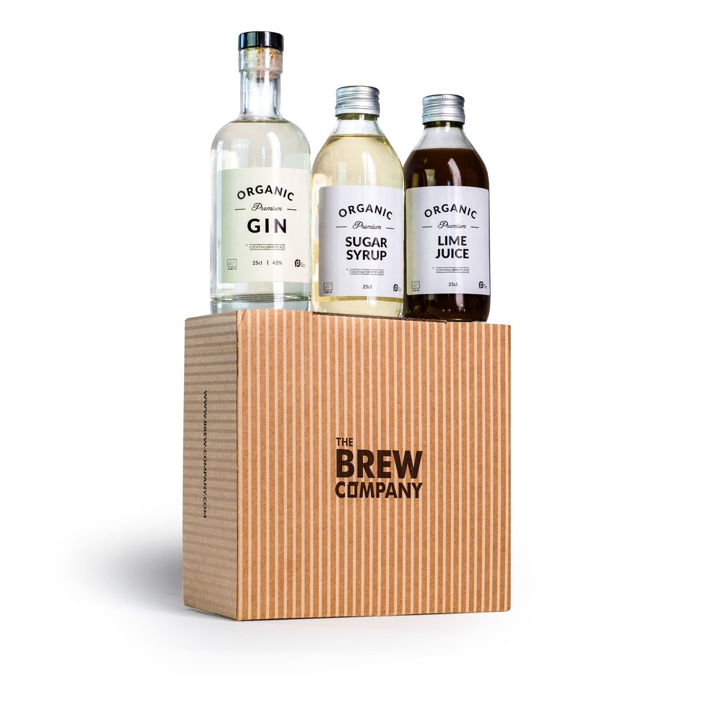 GIN Økologisk Cocktail Refill Box
