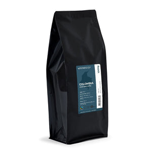 COLOMBIA Whole Beans Fairtrade & Organic (1000G)