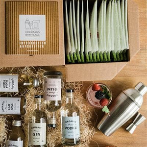 ULTIMATE Organic Taster Cocktail Box