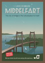 Load image into Gallery viewer, MIDDELFART CITY OF WARM PEOPLE
