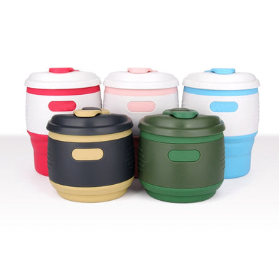 Silicone Multifunctional Coffee Cup