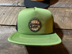 Green Foam Trucker