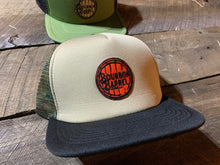 Load image into Gallery viewer, Black & Tan Trucker