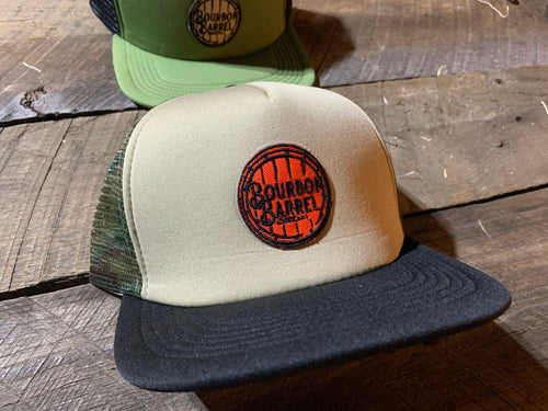 Black & Tan Trucker