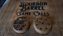 Load image into Gallery viewer, Branded Bourbon Barrel Turkey Call