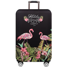 Load image into Gallery viewer, JULY'S SONG Thicken Suitcase Protective Covers For 18-32 Inch Suitcase Case Travel Luggage Bag Trolley Elastic Luggage Cover