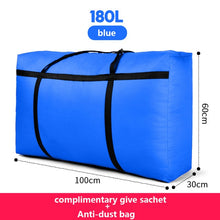 Load image into Gallery viewer, Travel bag canvas portable women go abroad baggage bag large capacity 40L-180L big move house storage bag sacks extra large