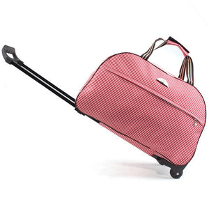 JULY'S SONG Luggage Bag Travel Duffle Trolley bag Rolling Suitcase Trolley Women Men Travel Bags  With Wheel Carry-On bag
