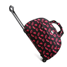 Load image into Gallery viewer, JULY'S SONG Luggage Bag Travel Duffle Trolley bag Rolling Suitcase Trolley Women Men Travel Bags  With Wheel Carry-On bag