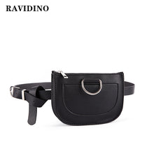 Load image into Gallery viewer, Serpentine Fanny Pack Women Waist Pack Pu Leather chest Bag Female Fashion Snake Skin Belt Bag High quality Purse