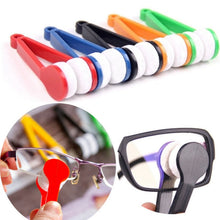 Load image into Gallery viewer, Travel Accessories Glasses Sunglasses Cleaning Brushin Strument Mini Multifunction Packing Organizers Portable Microfiber