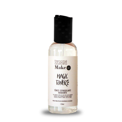 Magic Toner - Tônico Demaquilante Natural Vegano Lavanda e Melaleuca
