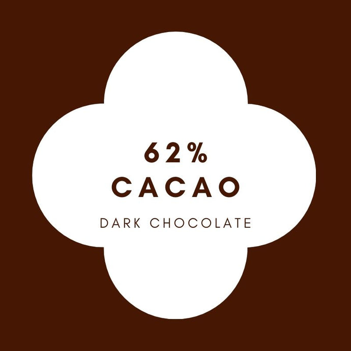 Bulk | French Dark Chocolate | 62% cacao| 500g