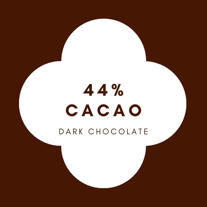 Bulk | Swiss Dark Chocolate Shavings | 44% cacao | 200g