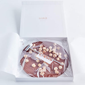 Smash Disk | Candied Hazelnut  250g