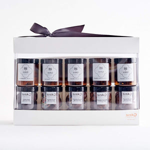 Luxury hamper. 2 layers. Premium chocolate