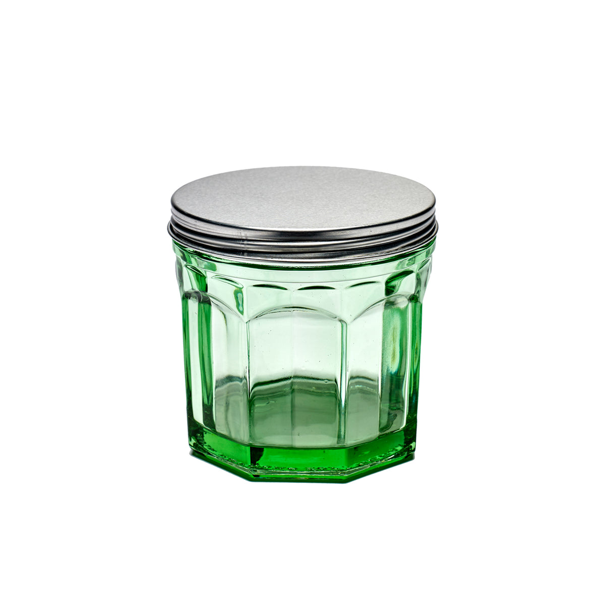 Storage Jar with Lid