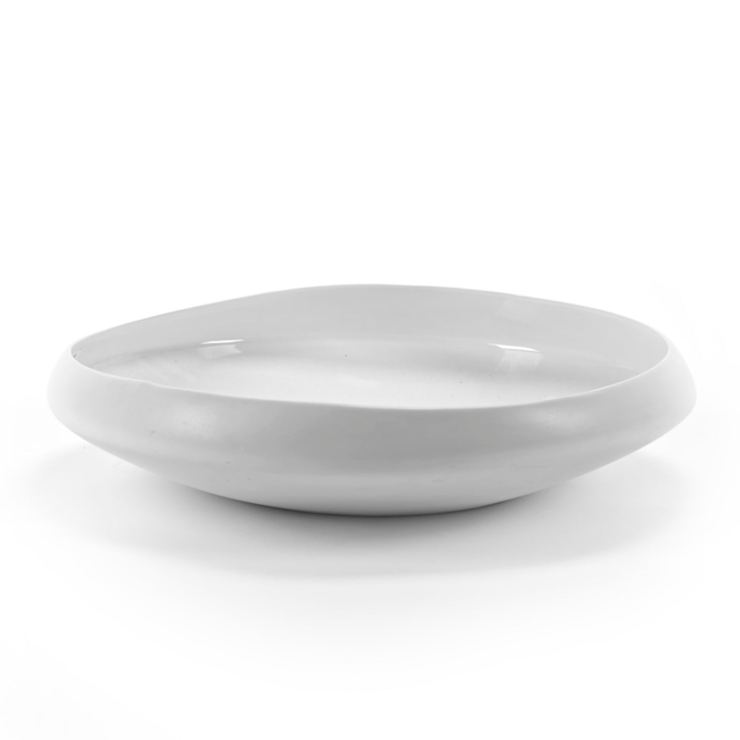 Shallow Irregular Bowl