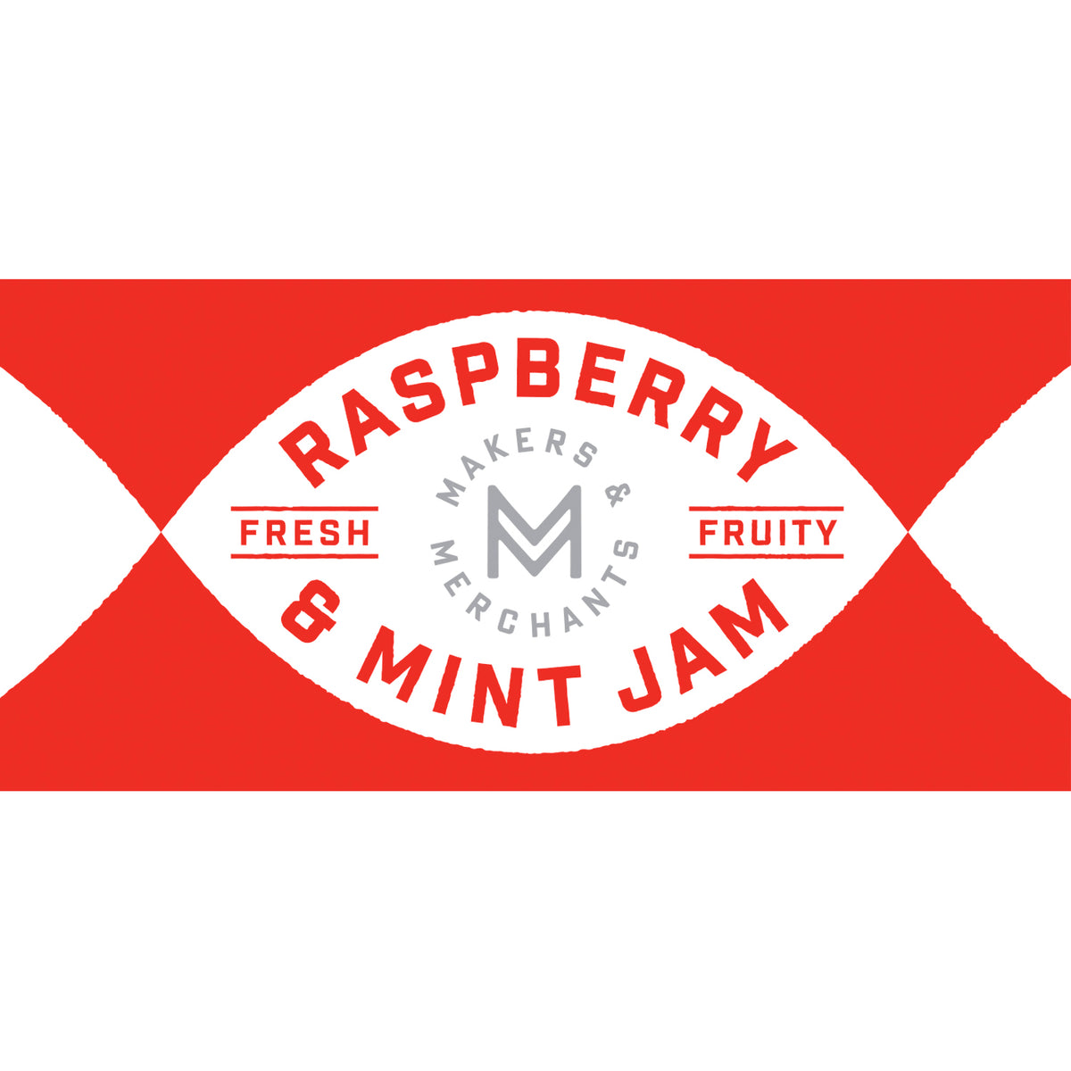 Pick Your Own Raspberry & Mint Jam