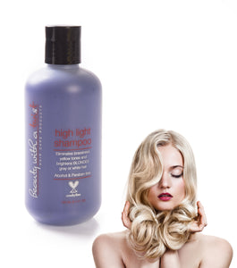 Highlight Shampoo for Blonde or Highlighted Hair