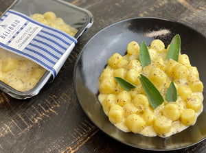 Gnocchi 4 Cheeses and Truffle