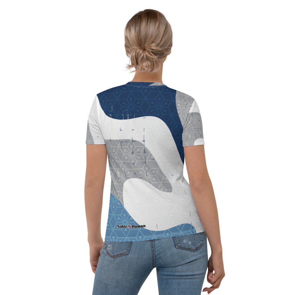 Nature Honor Badge Women's T-shirt | Noble X Human
