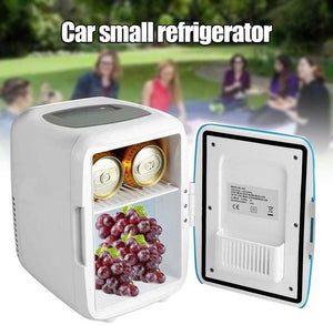Summer must-have! New Stylish Car Refrigerator In The Car Small Freezer Mini Fridge Car Fridge 12V Universal Cooler For Car Home