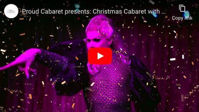Proud Cabaret presents: Christmas Cabaret with RuPaul's Drag Race Cheryl Hole