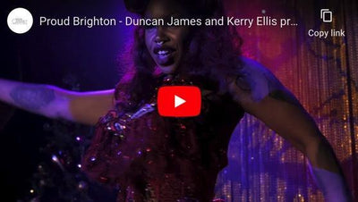 Proud Brighton - Duncan James and Kerry Ellis present Brighton Cabaret All Stars