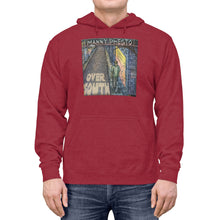 Load image into Gallery viewer, Over South - Unisex Lightweight Hoodie