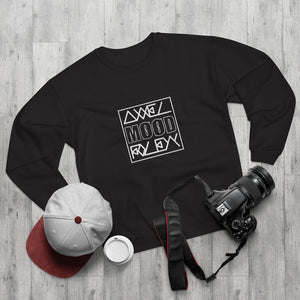 Axel Foley MOOD Text Logo - Crew Neck Sweatshirt