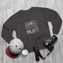 Load image into Gallery viewer, Axel Foley MOOD Text Logo - Crew Neck Sweatshirt