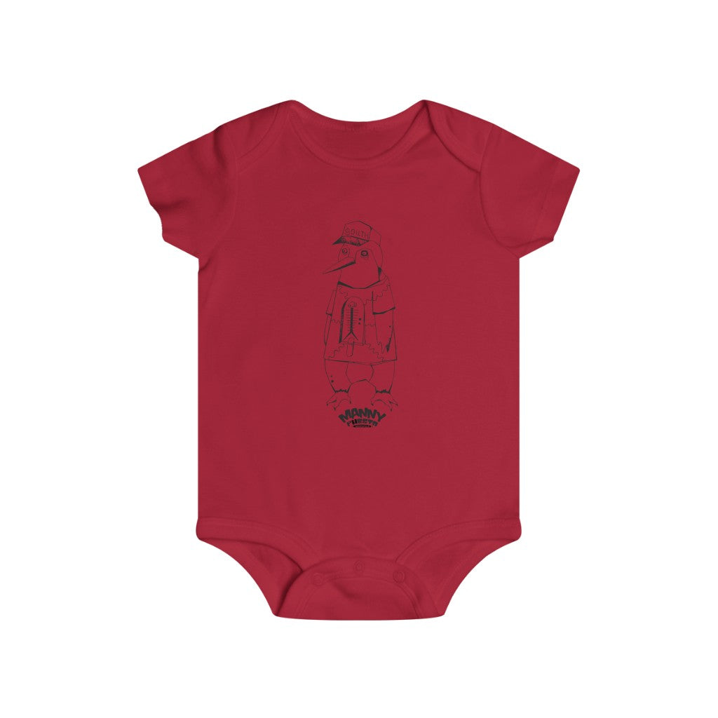 Southside Penguin - Infant Rip Snap Tee