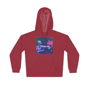 Eqthesound in the lab Cover - Unisex Lightweight Hoodie