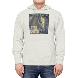 Over South - Unisex Lightweight Hoodie