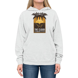 The Cloud Committee - Unisex Lightweight Hoodie