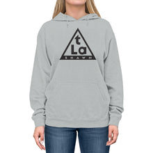 Load image into Gallery viewer, T La Shawn Pyramid Logo - Unisex Lightweight Hoodie